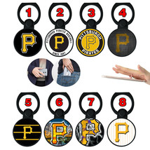 Pittsburgh Pirates Multi Function Ring type phone holder grip stand iphone - $11.99
