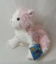 Webkinz Pink & White Cat Plush New HM189  - $14.84