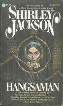 HANGSAMAN - Shirley Jackson - NOVEL - NEO-GOTHIC HORROR  - YOUNG GIRL DI... - $69.00