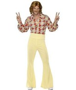 """1960'S GROOVY GUY COSTUME, 1960'S GROOVY FANCY DRESS, CHEST 38""""-40"""", MENS - $56.39"""