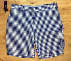 $80 POLO RALPH LAUREN, NEWPORT SHORT, NAVY, Size 36. - $49.49