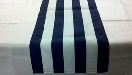 """STRIPED TABLE LINENS, Colors, 11"""" wide,  Table runners, Napkins, Placema... - $10.00"""