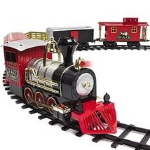FAO Schwarz Classic Motorized Train Set, 75-Piece Complete Toy Set (75 P... - $221.68