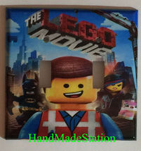 The Lego Movie Light Switch Outlet Duplex Wall Cover Plate Home decor image 3