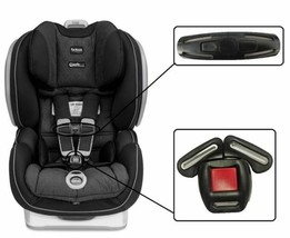 Britax Advocate ClickTight Baby Car Seat Harness Chest Clip & Buckle Set... - $19.79