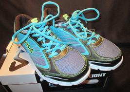 Fila Cool Max Fresh 3 Womens sz 10 Sneakers w/ DLS Foam Sole EUC - $24.73