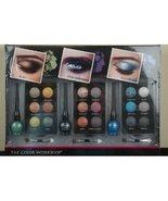 The Color Workshop Dazzling Eyes Makeup Set , Rare - $34.99