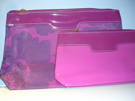 JobLot of 18 Estee Lauder Make-up Cosmetic Bags 2 Sizes Brand NEW - $35.64