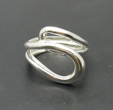 R000732 Stylish STERLING SILVER Ring Solid 925 - $391,70 MXN