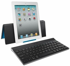 Bluetooth Tablet Keyboard for iPad, Black - $36.62