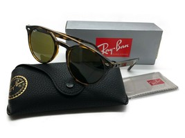 Ray-Ban RB4279 710/73 Tortoise / Brown Round Sunglasses - 51mm - $107.77