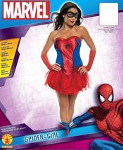 Secret Wishes Women's Marvel Universe Spiderlady Costume Tutu Dress and Mask Set image 4