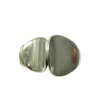R001360 Sterling Silver Ring Solid 925 Plain - $15.30