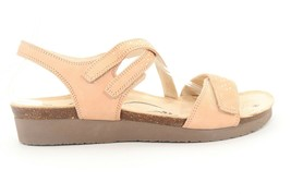 Abeo Camille Sandals  Tan  Stones Size US 10 Neutral Footbed () - $74.45