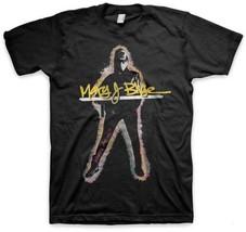 Mary J Blige Glow Art Music Hip Hop Rapper Adult Mens T Tee Shirt 37421003 - $17.99+