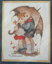 Needle Treasures Hummel Counted Cross Stitch Stormy Weather Made in USA ... - $12.86