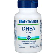 Life Extension DHEA, 25 mg, 100 Dissolve in Mouth Tablets - $18.99