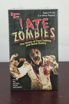 I Ate Zombies The Card Game New In Stock - $9.50
