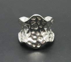 R000850 Large STERLING SILVER Ring Solid 925 - $835,24 MXN