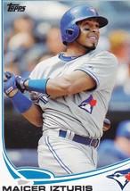 Baseball Card- Maicer Izturis 2013 Topps #US288 - $1.00