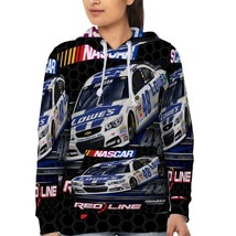 Nascar    Hoodie Fullprint for women - $40.99+