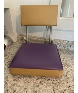 STADIUM seat purple gold cushion bleacher University Of Washington Huskies - $39.55