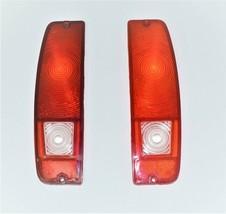 64-72 FORD Truck F100 F-100 Tail Light Lens Set  F150 F-150 F-Series
