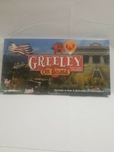 Greeley On Board (Board Game) Co Colorado US city monopoly-style COMPLETE NIB - $42.00