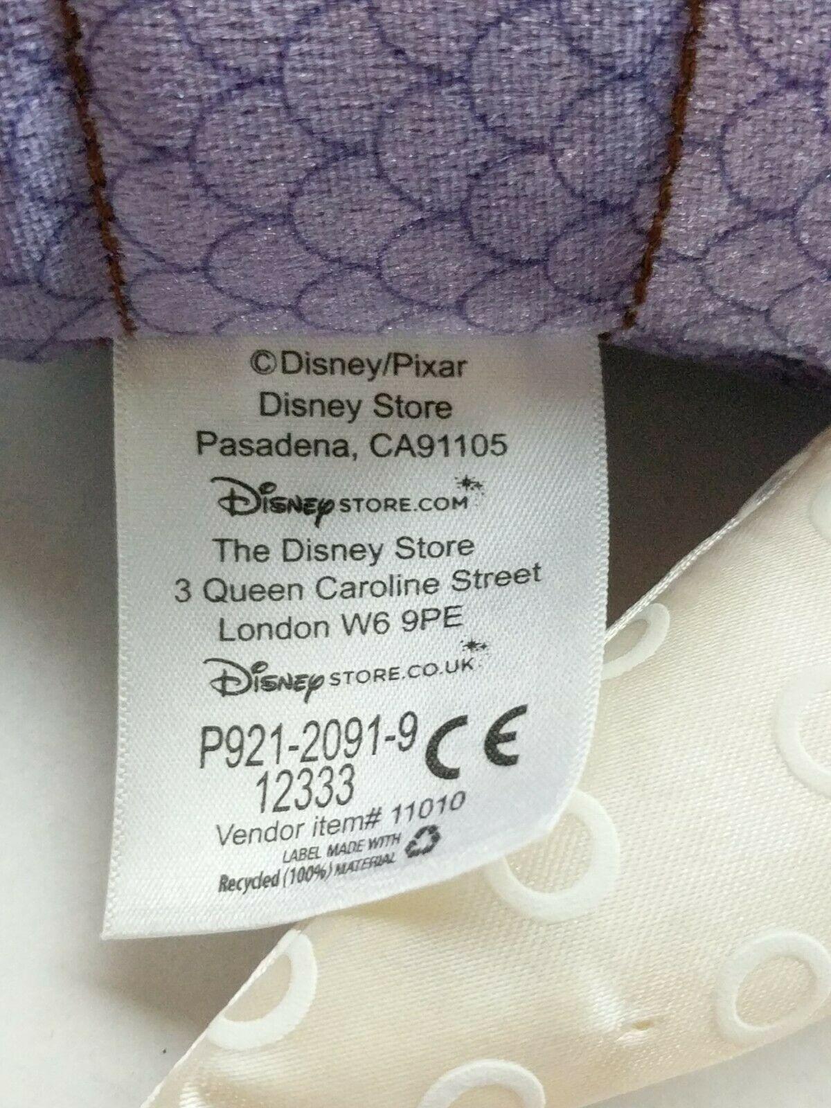 "Disney Store Pixar Monsters Inc Boo In Costume Plush Stuffed Animal 15"" image 4"