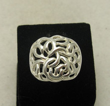 R000326 Stylish Sterling Silver Ring Solid 925 - $16.50