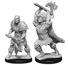 Nolzur's Marvelous Miniatures Wizkids - D&D Male Goliath Barbarian - WZK73833 - $6.69