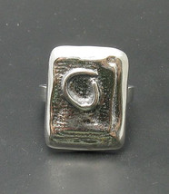 R000734 Sterling Silver Ring Solid 925 - $15.00