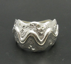 R000676 Stylish Sterling Silver Ring Solid 925 - $21.00