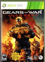 Gears of War: Judgment (Microsoft Xbox 360, 2013)  - $9.75