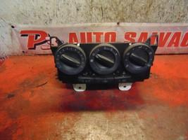 06 07 Mazda 5 heat ac heater temperature climate control switch unit - $19.79