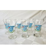 Old Style Tavern Beer Glasses Cool-Brewed Acorns 5 oz Shamrock Libbey Gl... - $31.30