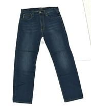 "Armani Jeans J31 Regular 33"" Waist Blue Comfort Pants 28.5"" Inseam & Tag... - $64.99"
