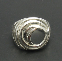 R000661 STERLING SILVER  Ring Solid 925 New - $320,06 MXN