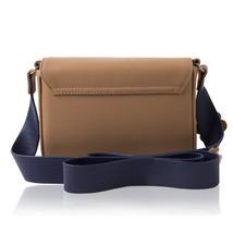 Women's Flap Crossbody Bag Tan - $50.57