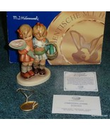 """Going To Grandma's"" SIGNED Hummel Figurine #52/0 TMK8 With Box - FINAL ... - $242.49"