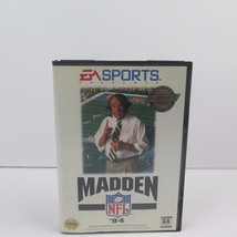 Sega Genesis Madden NFL 94 Limited Edition With Poster and Manual - $16.66