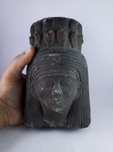 ANCIENT EGYPTIAN ANTIQUITIES STATUE Egypt Queen Ahmose Nefertari Stone Bc - $401.12