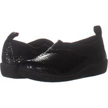 Clarks 4599 Slip On Loafer Flats, Black 251, Black, 7 US - $17.27
