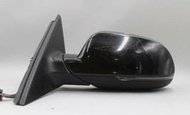 10 11 12 13 14 15 16 AUDI A4 SEDAN BLACK LEFT DRIVER SIDE POWER DOOR MIR... - $168.29