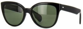 Oliver Peoples Ov5313su Abrie Donna Occhiali da Sole Neri Verde Polarizzate - $99.87