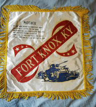 Vintage Fort Knox KY Pillowcase - $7.99