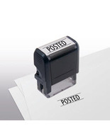 Posted Stock Title Stamp - $12.50