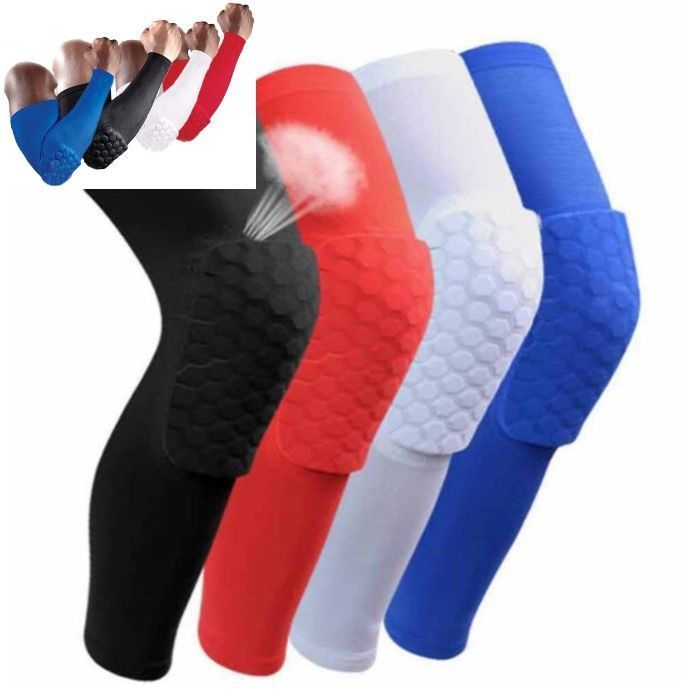 e766b7fe03c7a4 Knee Pad Compression Extended Support Leg and 50 similar items