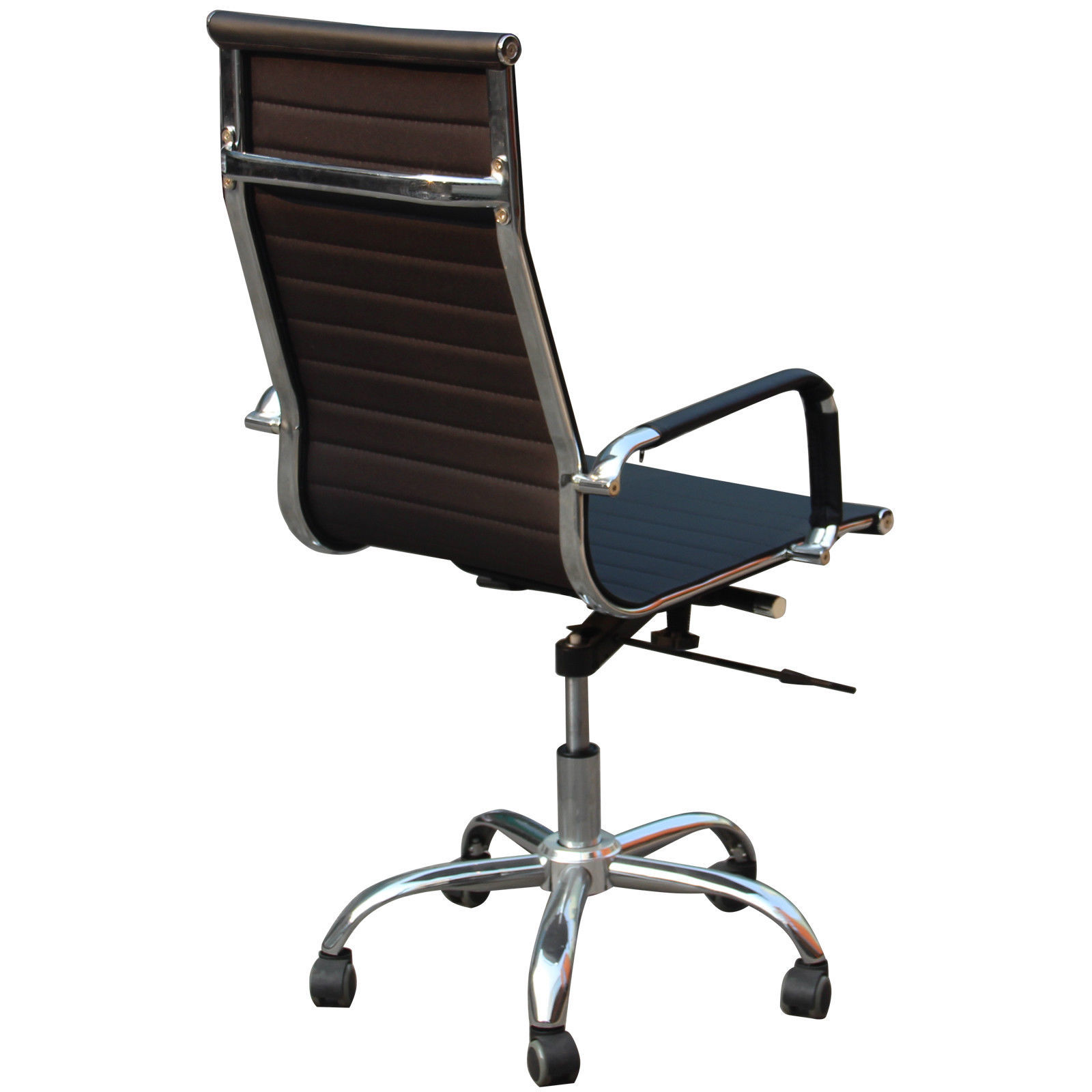 Eames Chair Leather Chair Management Ergonomic Executive Swivel Office Chair