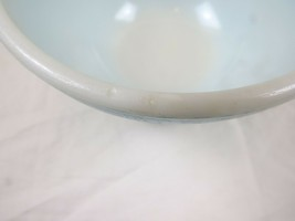 Vintage Tm Reg Pyrex Us Pat Off 1 1/2 Pint Blue Mixing Bowl - $11.26